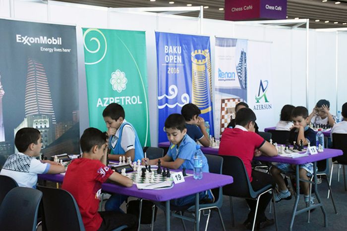 "Azpetrol was General sponsor of ""BAKU OPEN – 2016"" children's tournament of International Chess festival"