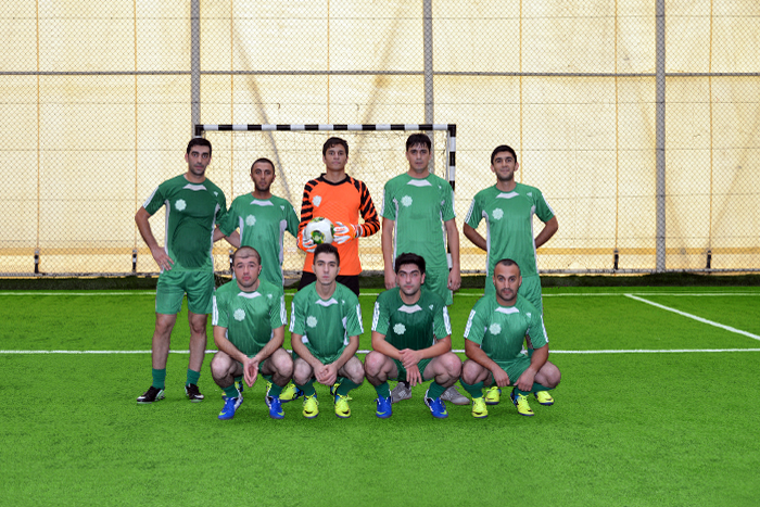 Стартовал «Турнир зеленого футбола»!
