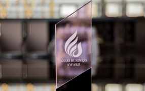 Caspian Business Award 2016