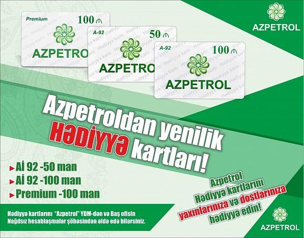 """""""Azpetrol""""dan yenilik!"""