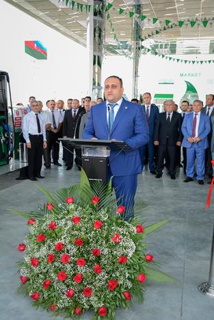 Azpetrol Qaradağ  rayonunda yeni yanacaqdoldurma  məntəqəsini açdı.
