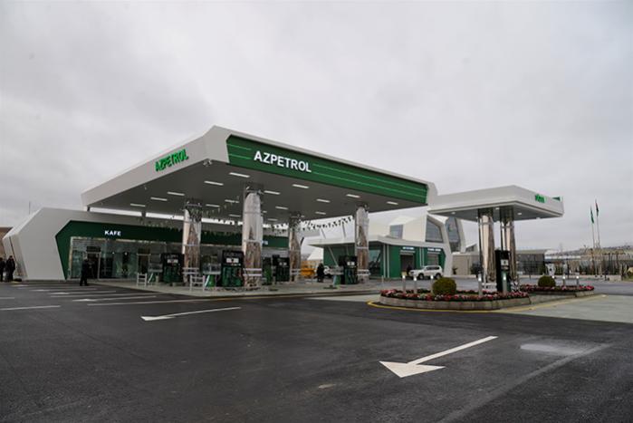 """""""Azpetrol"""" şirkəti Şamaxıda yeni yanacaqdoldurma məntəqəsini açdı"""