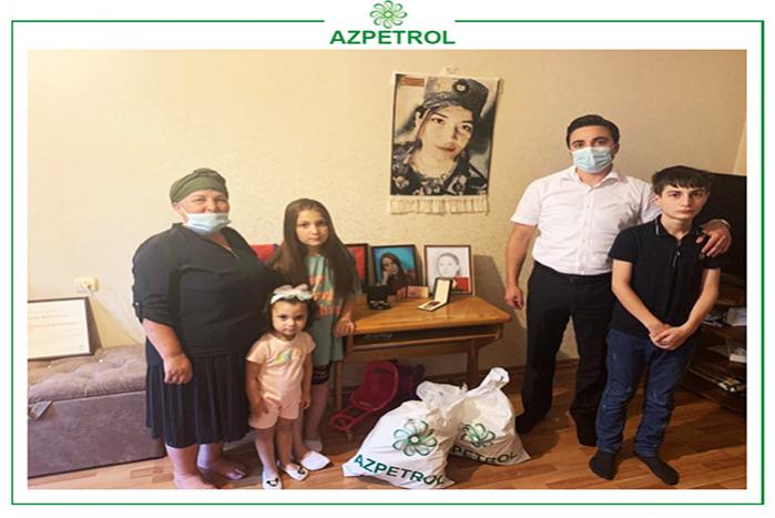 """""""Azpetrol"""" şirkəti xeyriyyə tədbiri keçirib"""