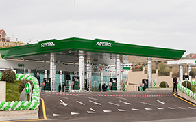 06 мая 2017 г. Азпетрол открыл новый автозаправочный пункт в Масазыре