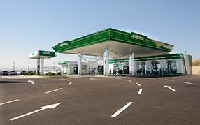«Азпетрол» открыл в Сиязане новую, вторую автозаправочную станцию .