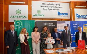 Определились победители Baku Open 2019