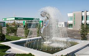 Компания  «Azpetrol» открыла  новую автозаправочную станцию в Кюрдамире.